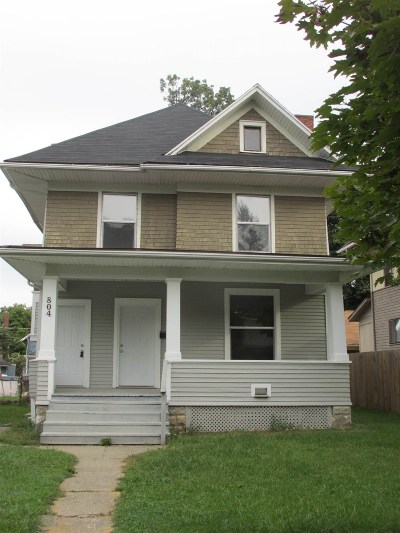 Fort Wayne Single Family Home For Sale: 804 Kinnaird