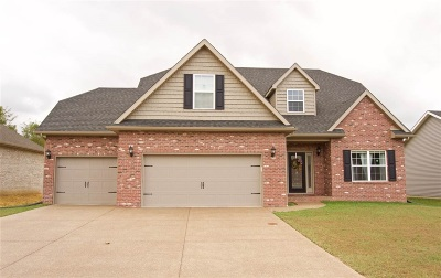 Evansville Single Family Home For Sale: 1518 Breezy Creek Drive