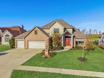 Fort Wayne Single Family Home For Sale: 12004 Fairway Winds Court