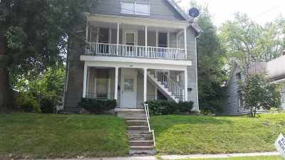 Marion Multi Family Home For Sale: 123 W 20th Street