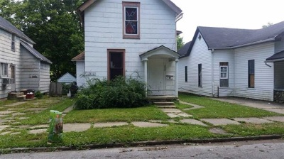 Marion Multi Family Home For Sale: 208 N Hill Street