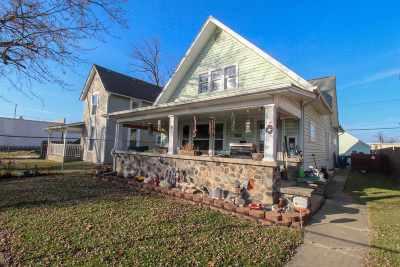 Gas City Single Family Home For Sale: 309 E South A Street