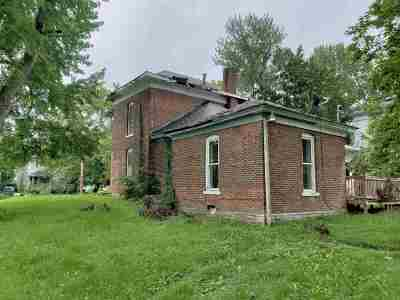 Marion Single Family Home For Sale: 2012 S Washington Street