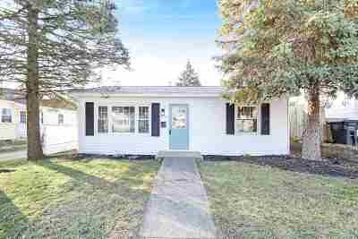 St. Joseph County Single Family Home For Sale: 529 S 26th Street