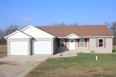Kendallville Single Family Home For Sale: 4721 E 800N