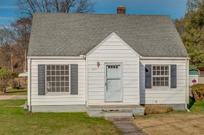 St. Joseph County Single Family Home For Sale: 17789 State Road 23