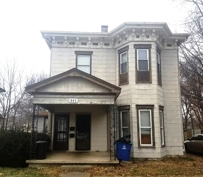 Marion Multi Family Home For Sale: 441 N Washington Street