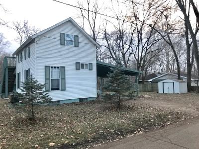 Elkhart Single Family Home For Sale: 1001 Evans Street