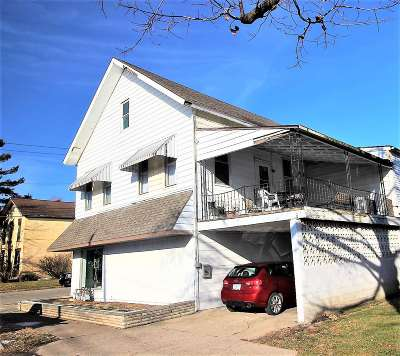 Lafayette Multi Family Home For Sale: 1300 Howell Street