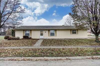 Fort Wayne Single Family Home For Sale: 6902 Del Rio Drive