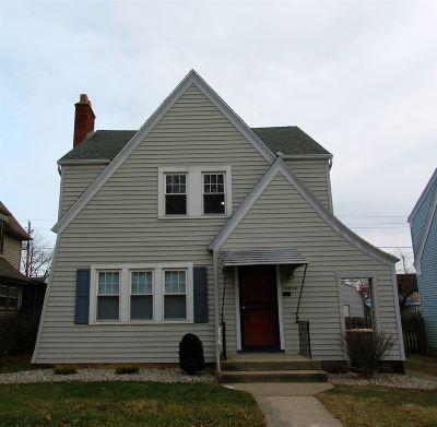 Fort Wayne Single Family Home For Sale: 4815 Tacoma Avenue