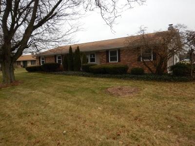 Fort Wayne Single Family Home For Sale: 4527 Leeward