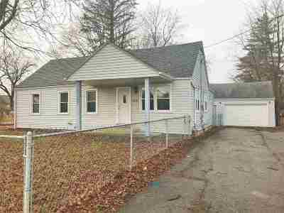 Fort Wayne Single Family Home For Sale: 6810 Ideal Avenue