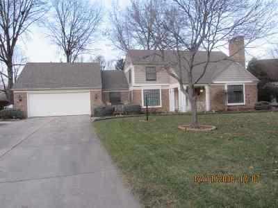 Fort Wayne Single Family Home For Sale: 720 Snowfall Road