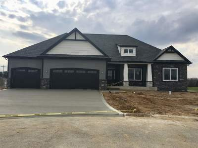 Granger Single Family Home For Sale: 30962 Dawson Court #Lot 8
