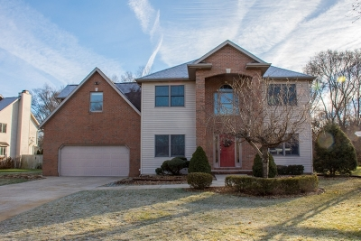 Elkhart Single Family Home For Sale: 3701 Woodfield Lane