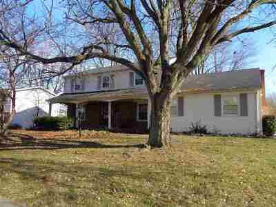 Fort Wayne Single Family Home For Sale: 3112 Arrowwood Drive