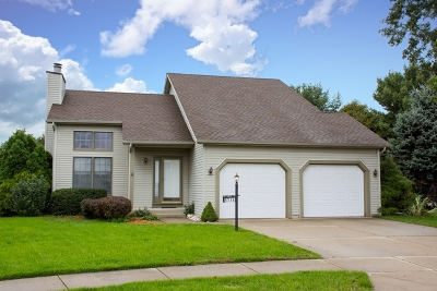 St. Joseph County Single Family Home For Sale: 5715 Trippel