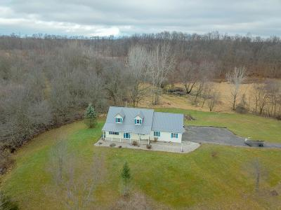 Whitley County Single Family Home For Sale: 6780 W 150 S