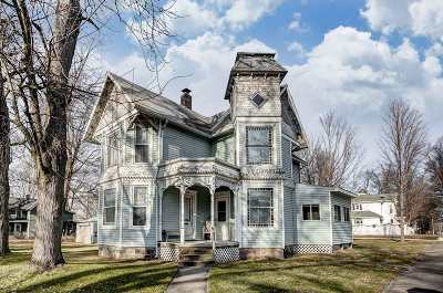 Lagrange Single Family Home For Sale: 402 W Spring Street