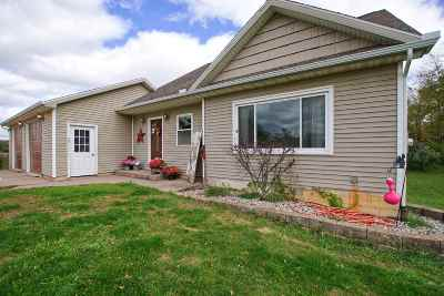 Angola Single Family Home For Sale: 882 S 750 W