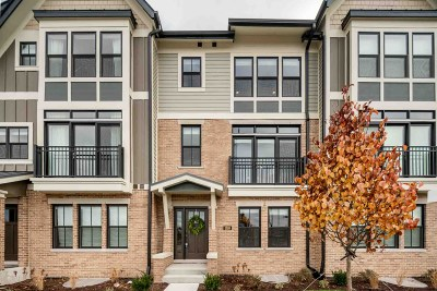 St. Joseph County Condo/Townhouse For Sale: 1510 South Bend Avenue