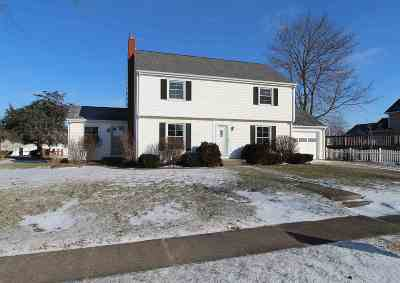 """Gas City Single Family Home For Sale: 213 E North """"a"""" Street"""