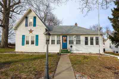 Warsaw IN Single Family Home Cont-Accptngbackupoffers: $119,900