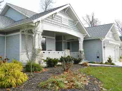 Fort Wayne Single Family Home For Sale: 14946 Old Timber Pass