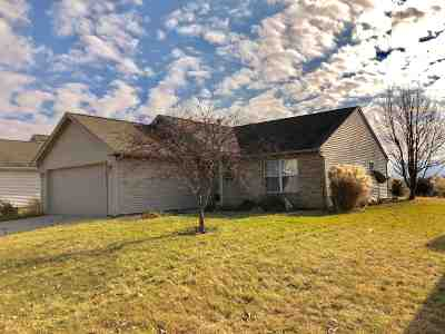 West Lafayette IN Single Family Home For Sale: $169,900