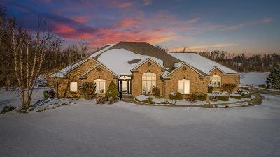 Roanoke Single Family Home For Sale: 3170 E 900N