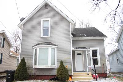 Noble County Single Family Home For Sale: 526 Dowling Street
