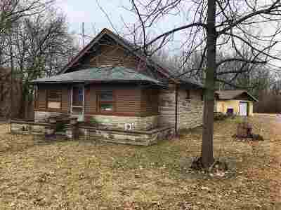 Marion Single Family Home For Sale: 1603 Mason Boulevard