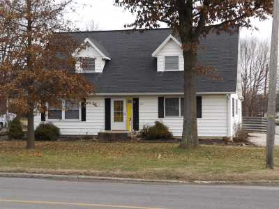 Dubois County Single Family Home Cont-First Right: 219 S Main St Street