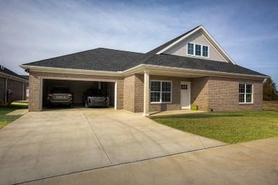 Evansville Condo/Townhouse For Sale: 2650 Highlander Court