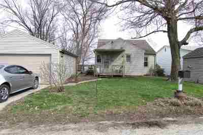 Columbia City Single Family Home For Sale: 781 E Spear Road