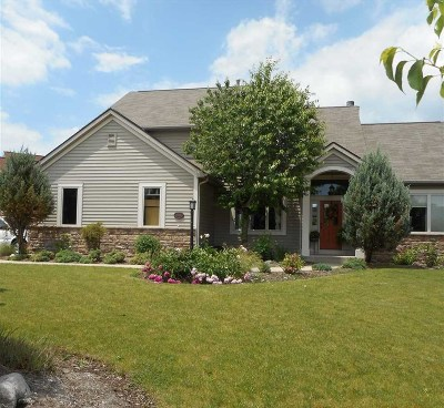 Allen County, Kosciusko County, Noble County, Whitley County Single Family Home For Sale: 1918 Cypress Spring Drive