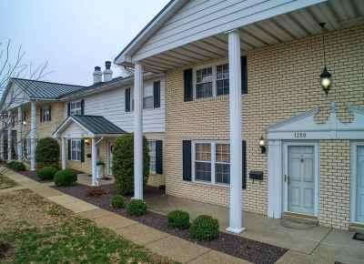 Evansville Condo/Townhouse For Sale: 1209 Burdette Avenue