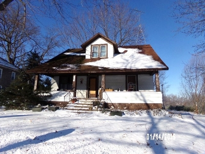 Angola Single Family Home For Sale: 675 N Flint Road
