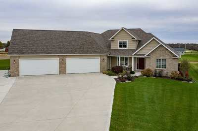 Allen County Single Family Home For Sale: 7876 Fawn Mallow Cove