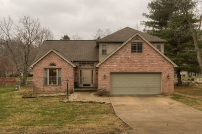 Spencer County Single Family Home For Sale: 470 W Prancer Drive