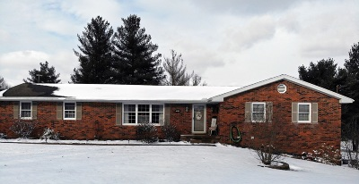 Evansville IN Single Family Home For Sale: $225,000