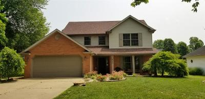 Spencer County Single Family Home For Sale: 496 S Star Drive