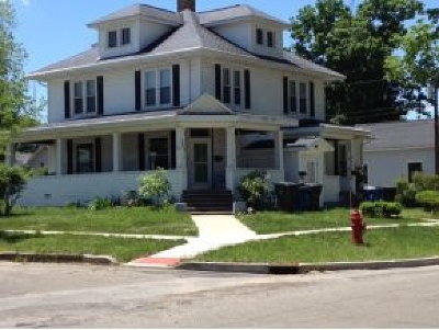 Plymouth IN Single Family Home For Sale: $109,900
