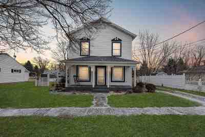 Single Family Home Cont-Accptngbackupoffers: 104 N Coldwater Street