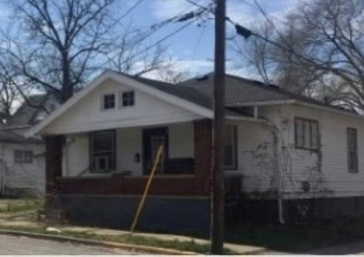 Lafayette Multi Family Home For Sale: 1214 Brown Street
