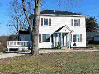 Marion Single Family Home For Sale: 1049 E Bond Avenue