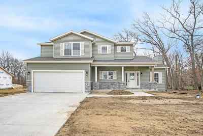 Elkhart Single Family Home For Sale: 57738 Amber Valley Drive