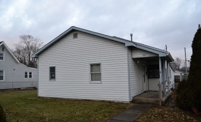 Gas City Multi Family Home For Auction: 423 E South D Street