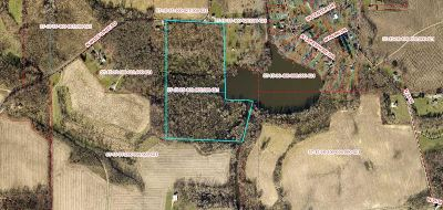 Lagrange County, Noble County Residential Lots & Land For Sale: N Wolf Lake Rd